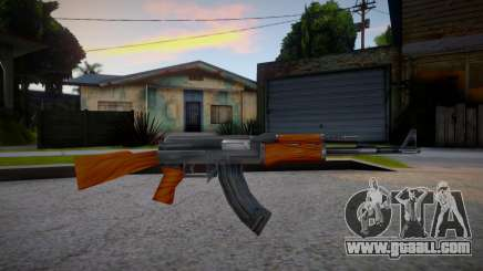 AK-47 from Counter Strike for GTA San Andreas