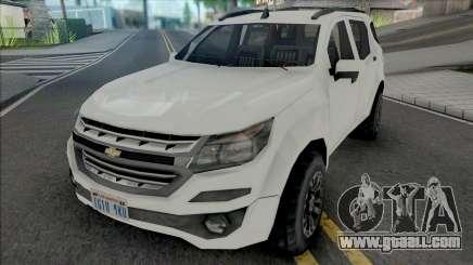 Chevrolet Trailblazer 2017 for GTA San Andreas