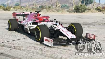 Alfa Romeo Racing C39〡add-on for GTA 5