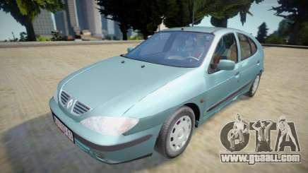 2000 Renault Megane for GTA San Andreas
