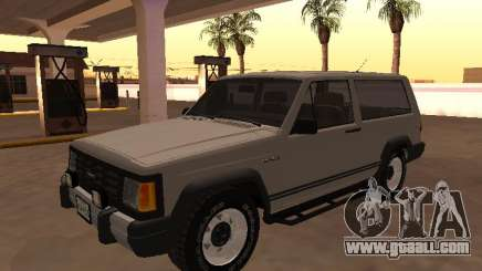 Envemo Camper 1990 (Edited Version) for GTA San Andreas