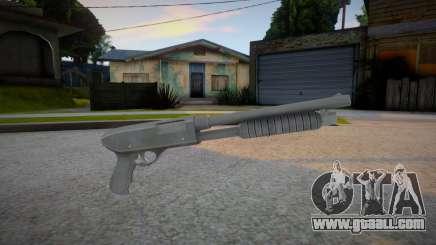 GTA IV Pump Shotgun for GTA San Andreas