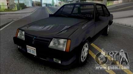 Chevrolet Monza 1988 for GTA San Andreas
