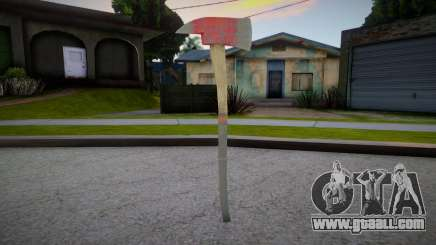 Fire Axe from Ravaged for GTA San Andreas