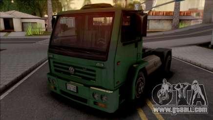 Volkswagen 17220 for GTA San Andreas