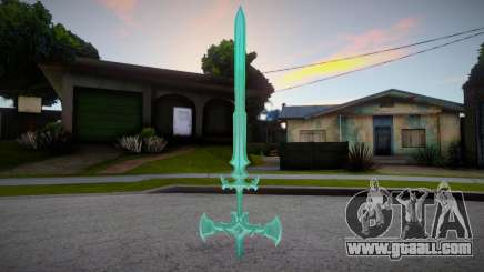 Sword Viego for GTA San Andreas
