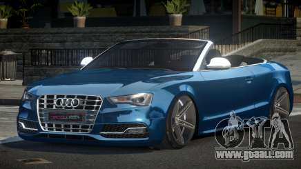 Audi S5 BS SR for GTA 4
