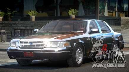 Ford Crown Victoria 90S L11 for GTA 4