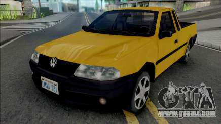 Volkswagen Saveiro G3 for GTA San Andreas
