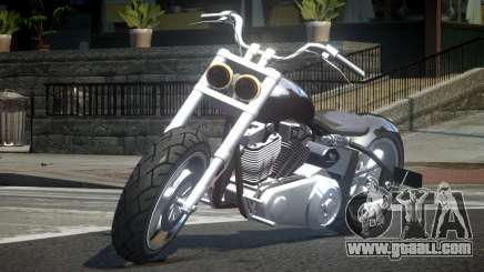 Honda Shadow Custom for GTA 4