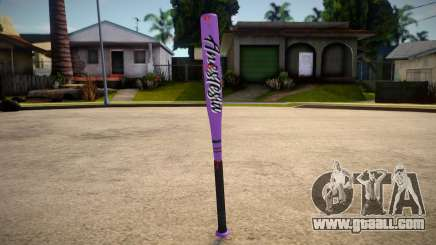 Anestesia Bat for GTA San Andreas