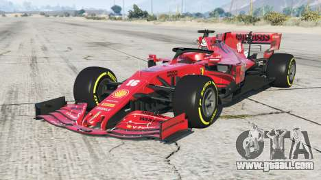 Ferrari SF1000〡add-on v3.0