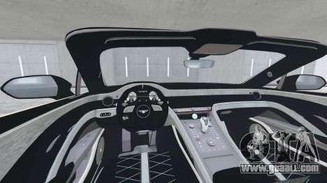Bentley Mulliner Bacalar 2020〡add-on