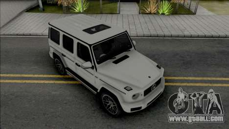 Mercedes-Benz G63 AMG [HQ] for GTA San Andreas