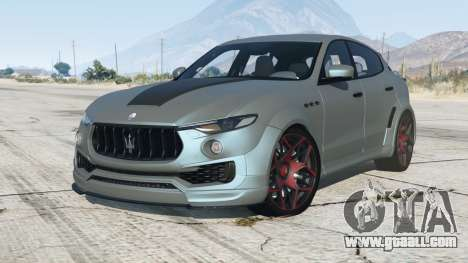 Maserati Levante Novitec (M161) 2017〡add-on v1.1