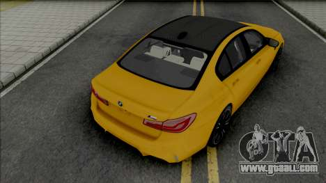 BMW M5 F90 [IVF] for GTA San Andreas