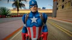 Capitan America Fortnite for GTA San Andreas