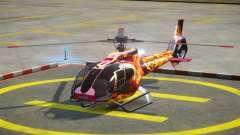 Eurocopter EC130 B4 AN L2 for GTA 4