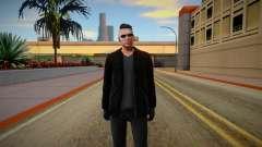 GTA Online Skin Ramdon N28 Biker Mafioso 1 for GTA San Andreas