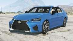 Lexus GS F 2015〡add-on for GTA 5