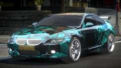 BMW M6 E63 PSI-U L9 for GTA 4