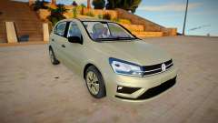 VW Gol Trend G8 for GTA San Andreas