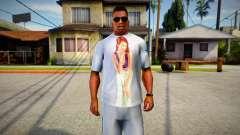 Starlet from GTA V T-Shirt Mod for GTA San Andreas
