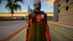Trapper from Dead by Daylight for GTA San Andreas