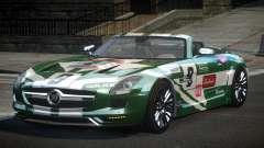 Mercedes-Benz SLS PSI-R L7 for GTA 4