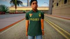 Member of the Madrazo Cartel V2 for GTA San Andreas
