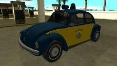 Volkswagen Beetle 94 Federal Highway Police