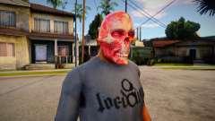 Skull Mask (GTA Online Diamond Heist) for GTA San Andreas