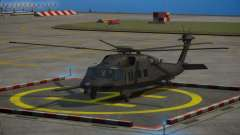 1975 Sikorsky UH-60 Black Hawk for GTA 4