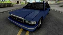 Unmarked Police Premier for GTA San Andreas