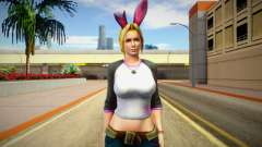 Helena (Jennifer Wills) from Dead Or Alive 5 for GTA San Andreas