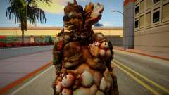 Inf bloater Boss - The Last of Us for GTA San Andreas