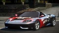 Ferrari 360 SP-T L9 for GTA 4