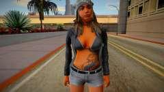 The Lost MC Biker V7 for GTA San Andreas