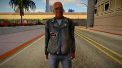 The Lost MC Biker V1 for GTA San Andreas