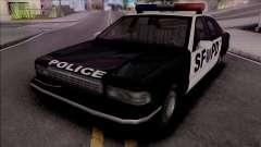 Beta Premier Police SF (Final) for GTA San Andreas