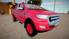 Ford Ranger Limited 2016 v1 for GTA San Andreas