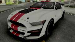 Ford Mustang Shelby GT500 2020 (SA Lights)