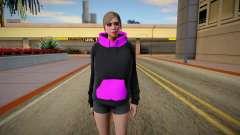 Female for GTA San Andreas