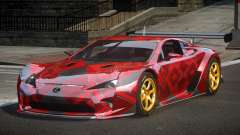 Lexus LFA PSI-R L8 for GTA 4