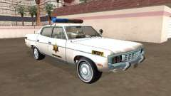 AMC Matador 1971 Hazzard County Sheriff