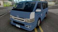 Toyota Hiace [IVF] for GTA San Andreas