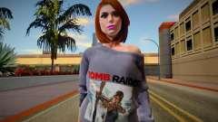 Lara Croft Skin for GTA San Andreas