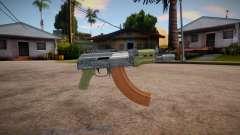 GTA V Shrewsbury Compact Rifle V1 for GTA San Andreas