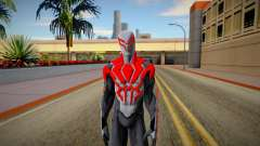 Spider-Man White Suit 2099 PS4 for GTA San Andreas