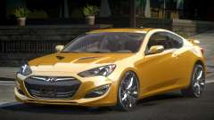 Hyundai Genesis GST Drift